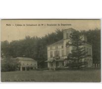 Château de Schaubosch te Melle