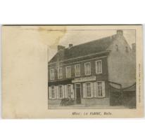 Hôtel : LA POMME, Melle