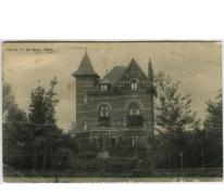 Villa van M. De Groo te Melle
