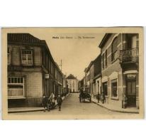 Kerkstraat, Melle.