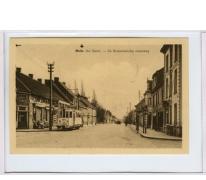 Brusselsesteenweg, Melle