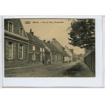 Brugstraat, Melle, 1915