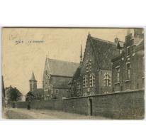 Heilig Hart klooster, Kloosterstraat, Melle