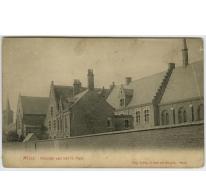 Klooster van het H. Hart, Kloosterstraat te Melle