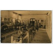 Fysica lokaal in 1931 College Melle