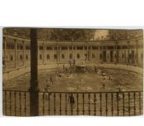 Zwembad, college Melle, 1933