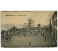 Speelplaats van de middelbare afdeling College Melle