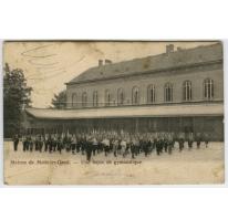 Turnles voor de lagere afdeling in 1905 College Melle