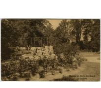 """""""Gloriette"""" in de tuin van het College te Melle"""