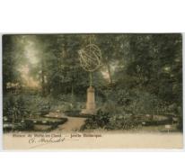 Botanische tuin van het College te Melle