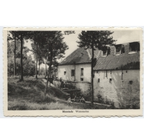 Watermolen Moortsele 1950-1970
