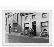 Huis in Gootje, Balegem, 1959