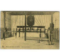 Turnzaal, college, Melle