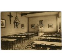 Eetzaal, Sint Franciscusinstituut, Merelbeke