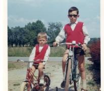 Elk zijn fiets, Balegem, 1969