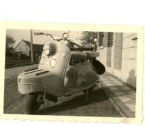 Scooter, Balegem, 1955