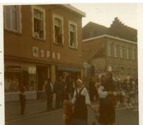 Bacchus stoet, Sint-Lievens-Houtem, 1970-1980