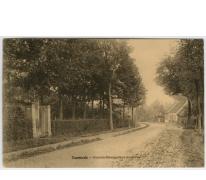 Geraardbergsesteenweg, Gontrode, 1930