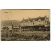 Station, Gontrode, 1936