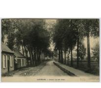 Dorpsingang, Gontrode