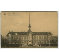 Administratief hoofdgebouw, Caitasinstituut, Melle