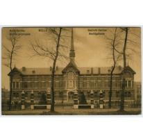 Hoofdgebouw, gesticht Caritas, Melle, 1908