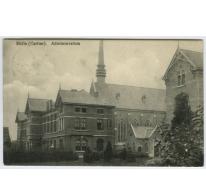 Administratie, Caritasinstituut, Melle, 1913