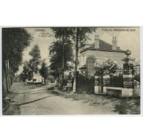 Villa van de hoofdgeneesheer, Caritasinstituut, Melle