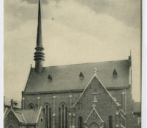 Caritasinstituut, Kapel, Melle