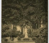 Caritasinstituut, in het park, Melle