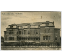 Villa Ghislaine, Caritasinstituut, Melle