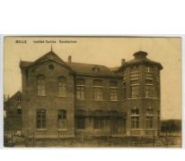 Sanatorium, Caritasinstituut, Melle, 1908