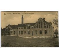 Electrische centrale en wasserij, Caritasinstituut, Melle