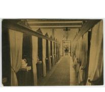"Slaapzaal, ""Heilige Maagd"", Melle, 1909"