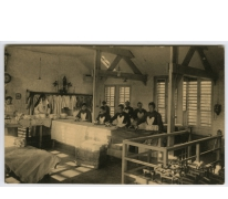 Strijkkamer, Caritasinstituut, Melle