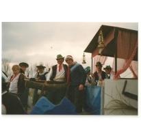 De Bruisbekevrienden, Bacchusstoet, Sint-Lievens-Houtem, 1996