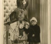 Jeanien bij de Sint, Sint-Lievens-Houtem, 1958