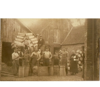 Kuiperbedrijf Van Pamel, Mgr. Meulemanstraat, Sint-Lievens-Houtem, 1921