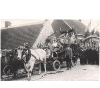 Viering 100 jarig bestaan van België, Merelbeke, 1930