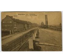 Mellestraat bij Merelbeke station