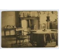 Spreekzaal, Sint Franciscusinstituut, Melle, 1909