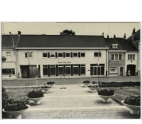 Postkantoor, Gemeenteplein, Melle
