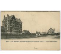 Bloemisterij De Koker, Brusselsesteenweg, Melle
