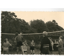 Chiro Melle, volleybal, Melle, 1965