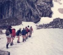Chiro Melle, Zuid Tirol, 1966