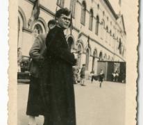 Chiro Melle, proost pater Bavo aan het College te Melle, 1943- 1947