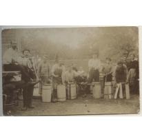 Kuiperbedrijf Van Pamel, Sint-Lievens-Houtem, jaren 1920