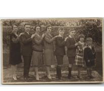Kinderen Landuyt, Sint-Lievens-Houtem, 1925-1935