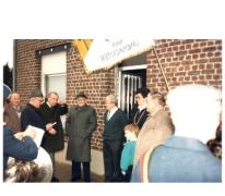 Koning en prins kaartmaatschappij Aelmoesenijevrienden, Landskouter, 1987