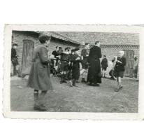 Chiro Melle, vieruurtje, Bonheiden, 1945